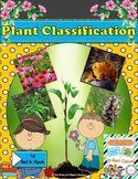 Plant Classification -  Kingdom Plantae