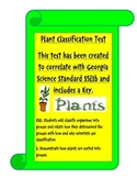 Plant Classification Test