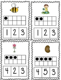 Plant Count and Clip (ten frames) 1-10 & 11-20