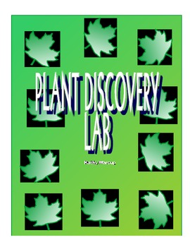 Plant Discovery Lab
