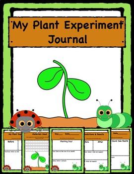 Plant Experiment Journal