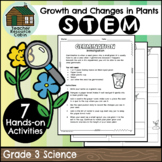 Plant Experiments and Investigations (Grade 3 Science)