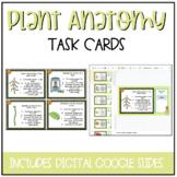Plant & Flower Anatomy Task Cards {DIGITAL}