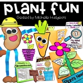 Plant Activities, Parts of a Plant, Plant Life Cycle | Plant Fun