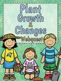 Plant Growth and Changes - Web Quest Activity!