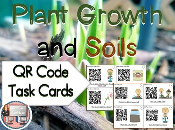 Plants and Soils QR Code