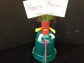 Plant Harry Potter