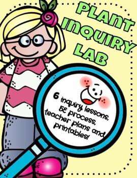 Plant Inquiry Lab Activities