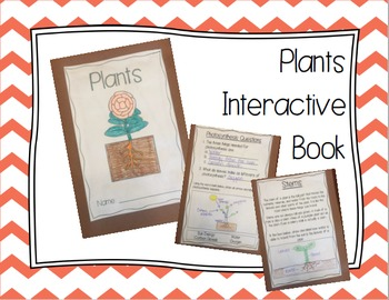 Plant Interactive Book