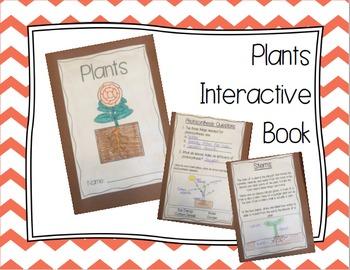 Plant Interactive Book