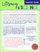 Plant Interdisciplinary Unit- Common Core Aligned! (Language Arts and Science)