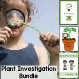 Plant Investigations Bundle