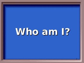 Plant - Jeopardy