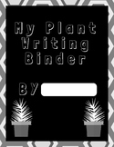 Plant Journal Cover