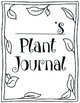 Plant Journal Packet