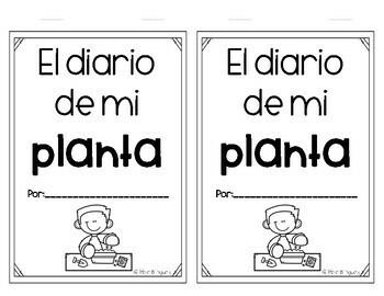 Plant Journal- El diario de mi planta {FREEBIE}