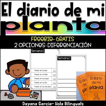 Plant Journal El diario de mi planta