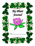 Plant Journal (for young learners)