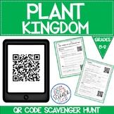 Plant Kingdom QR Code Scavenger Hunt