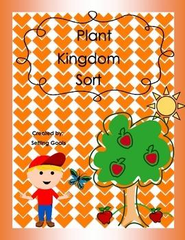 Plant Kingdom Sort