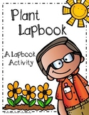 Plant Activity ~ Plant Lapbook for Grades K-2