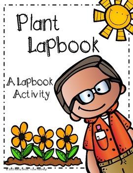 Plant Activity ~ Plant Lapbook for Grades K-2