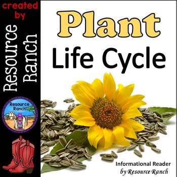 Plant Life Cycle Guided Reading