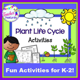 Plant Life Cycle Booklet & Activities