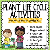 Plant Life Cycle Activities - Great for science centers!