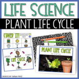 Plant Life Cycle Activities for Google Slides