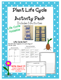 Plant Life Cycle Activity Set