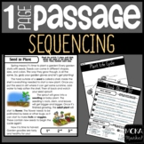 Plant Life Cycle   Comprehension Passage   Sequencing