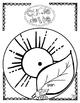 Plant Life Cycle Craftivity ~ French ~ La plante