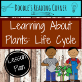 Plant Life Cycle- Hands on Experiment, Reading Passage, Comprehension Questions