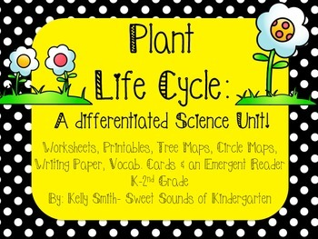 Plant Life Cycle! -Mini Science Unit