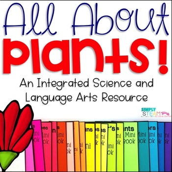 Plant Life Cycle NO PREP Activity & Mini - Book
