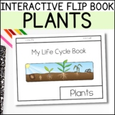 Non-Fiction Life Cycle Flip Book - Plants