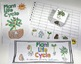 Plant Life Cycle Pack, Including Observation Journal, Labe
