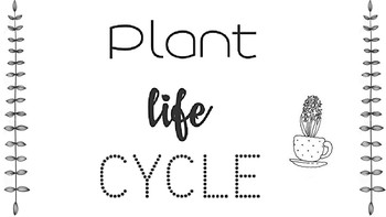 Plant Life Cycle PowerPoint Slides (Introduction)
