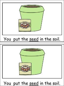 Plant Life Cycle Reader