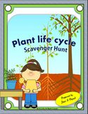 Plant Life Cycle Scavenger Hunt