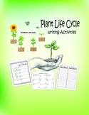 Plant Life Cycle Writing Activities