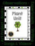 Plant Life Cycle and Comparison Unit
