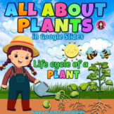 Plant Life Cycle and Parts of a Plant for Google Slides
