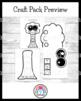 Plant Life Cycles Craft Pack: Pumpkin, Flower, Tree, Apple