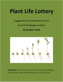 Plants Unit - Plant Life Lottery