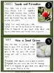 Plant Lifecycle and Needs Nonfiction Reading Passages