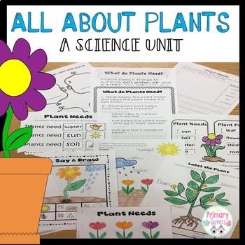 Plant Needs