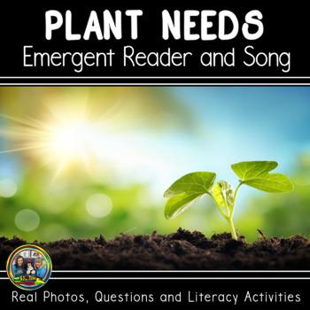 Plant Needs ELA Book