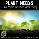Plant Needs ELA Book